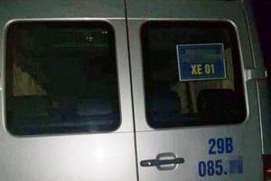Làm rõ nguyên nhân tài xế xe đưa đón học sinh tử vong trên xe