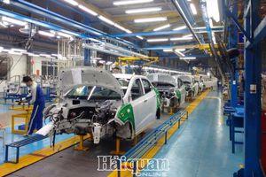 Thuế nhập khẩu giảm theo cam kết: Lo cho sản xuất ô tô trong nước