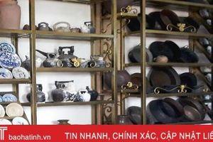 Ông Tiến sỹ văn học xây bảo tàng văn hóa ở làng quê Hà Tĩnh