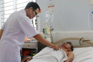 Một người đàn ông ở Hà Tĩnh bị nhiễm 'vi khuẩn ăn thịt người'