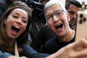 Apple trở lại mốc vốn hóa thị trường 1.000 tỷ USD sau khi ra iPhone 11