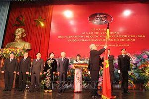Tự hào chặng đường 70 năm ngôi trường mang tên Chủ tịch Hồ Chí Minh vĩ đại