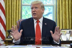 Tổng thống Mỹ kêu gọi FED noi gương ECB hạ lãi suất để hỗ trợ kinh tế