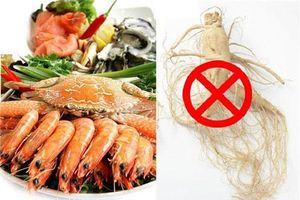 Những loại thực phẩm ăn chung với nhau dễ gây ngộ độc, tiêu chảy
