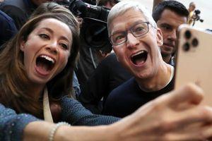Vốn hóa thị trường của Apple cán mốc 1 nghìn tỷ USD một lần nữa sau khi iPhone 11 được công bố