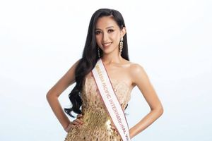 Vóc dáng nóng bỏng của người đẹp Việt thi Hoa hậu Châu Á Thái Bình Dương