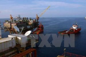 Giá dầu tăng trước dấu hiệu tích cực trong căng thẳng thương mại Mỹ-Trung
