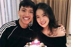 Khoảnh khắc ngọt ngào của Văn Hậu và bạn gái xinh đẹp trước tin đồn chia tay