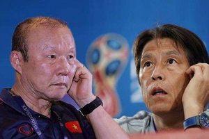 Thái Lan - Việt Nam: Một trận hòa như thua, hai HLV hai sắc thái