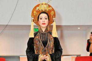 Sân khấu Trịnh Kim Chi long trọng tổ chức lễ giỗ Tổ lần thứ 4