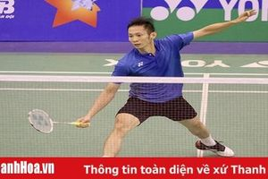 Tiến Minh vào tứ kết Vietnam Open 2019