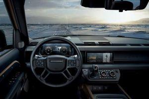 Frankfurt 2019: Land Rover Defender 'hồi sinh'