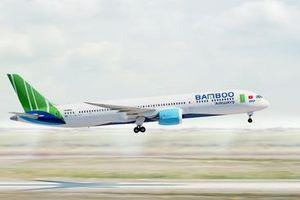 Bamboo Airways đón Boeing B787-9 Dreamliner trong tháng 10-2019