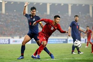 HLV trưởng Thái Lan khẳng định 'voi chiến' đủ mạnh cho trận tái đấu Việt Nam