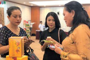 Người tiêu dùng nhiều nước ở Châu Âu ưa chuộng hàng hóa thuần Việt