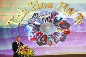 Khai mạc Lễ hội Thành Tuyên 2019