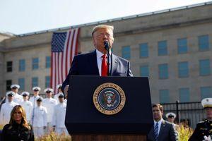 Ông Bolton vừa từ chức, Tổng thống Trump lập tức mềm mỏng với Iran