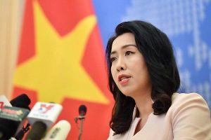 Bộ Ngoại giao: Exxon Mobil đang triển khai các dự án dầu khí ở Việt Nam theo kế hoạch