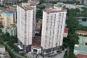 Tại chung cư, nhà cao tầng: Hiểm nguy rình rập trên đầu cư dân!