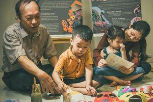 Nỗi niềm 'thế hệ cuối' làm đồ chơi Trung thu truyền thống cho trẻ