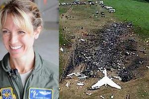 Vụ khủng bố 11-9 và chuyến bay cảm tử của Trung úy Heather Penney
