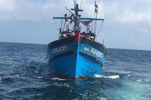 Một ngư dân tử vong trên biển nghi do ngộ độc thức ăn
