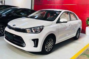 Kia Soluto giá 399 triệu đồng có mặt tại đại lý trước ngày mở bán