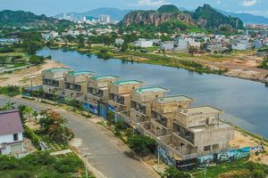 Cận cảnh 36 biệt thự ven sông Cổ Cò bị Đà Nẵng thu hồi giấy phép