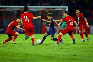 Trận Thái Lan - Việt Nam vào top thu hút nhất vòng loại World Cup