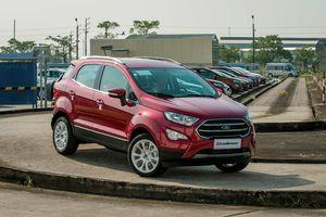 Ford EcoSport và Hyundai Kona đồng loạt giảm giá từ 15-20 triệu