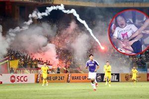 Bóng đá Việt không cần... pháo sáng