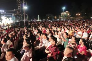 Liên hoan trình diễn Di sản văn hóa phi vật thể quốc gia và Lễ hội Thành Tuyên năm 2019