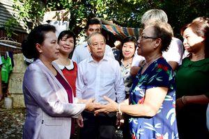 Sớm bố trí vốn cho việc di dời dân cư ở khu vực 1 Kinh thành Huế