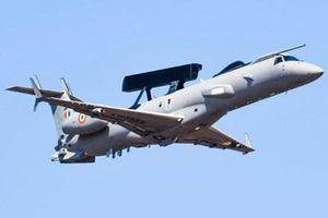 Ấn Độ biên chế máy bay sử dụng công nghệ cảnh báo sớm nội địa