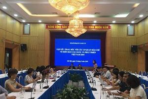Thủ tướng sẽ dự và thảo luận trực tiếp với các đại biểu tham dự VRDF 2019