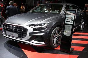 Audi ra mắt SQ8 2020 động cơ Diesel V8 tăng áp kép