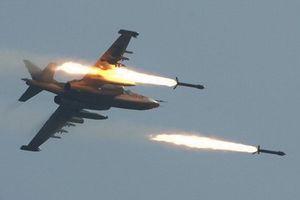 Không quân Nga oanh kích dữ dội khủng bố tại Latakia