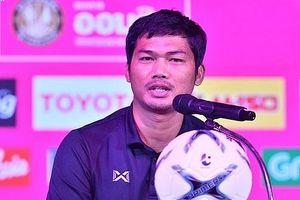 HLV U19 Thái Lan: Mọi chuyện đã thay đổi, chúng tôi quyết tâm đánh bại U19 Việt Nam