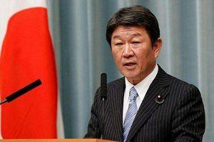 Phó Thủ tướng Phạm Bình Minh gửi điện chúc mừng Bộ trưởng Ngoại giao Nhật Bản