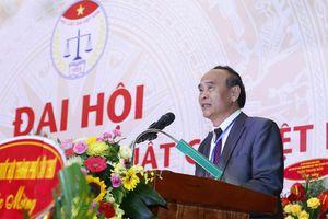 Hội viên Hội Luật gia phải tích cực tham gia xây dựng ý thức pháp luật, văn hóa pháp luật