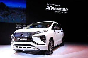 MPV giá rẻ Mitsubishi Xpander sẽ được lắp ráp tại Việt Nam