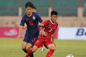 U19 Việt Nam đụng Thái Lan ở cúp Tứ hùng U19 Bangkok
