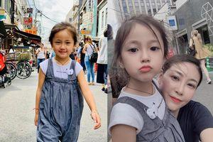 Con gái hoa hậu Hà Kiều Anh gây 'sốt', được dự đoán là hoa hậu tương lai