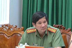 Những sai phạm nào khiến Giám đốc Công an tỉnh Đồng Nai bị cách chức?