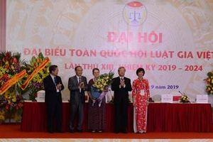 Hội Luật gia Việt Nam xác định phương châm hoạt động 'Đoàn kết, dân chủ, sáng tạo, phát triển'