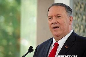Mỹ bác khả năng Ngoại trưởng Pompeo kiêm nhiệm Cố vấn an ninh quốc gia
