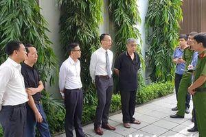 Hà Nội: Tiếp tục thực nghiệm vụ học sinh tử vong tại trường Gateway