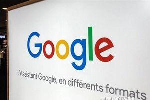 Hãng Google trong 'tâm bão' điều tra chống độc quyền