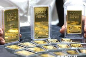 Vàng châu Á đảo chiều tăng giá trong phiên giao dịch ngày 13/9