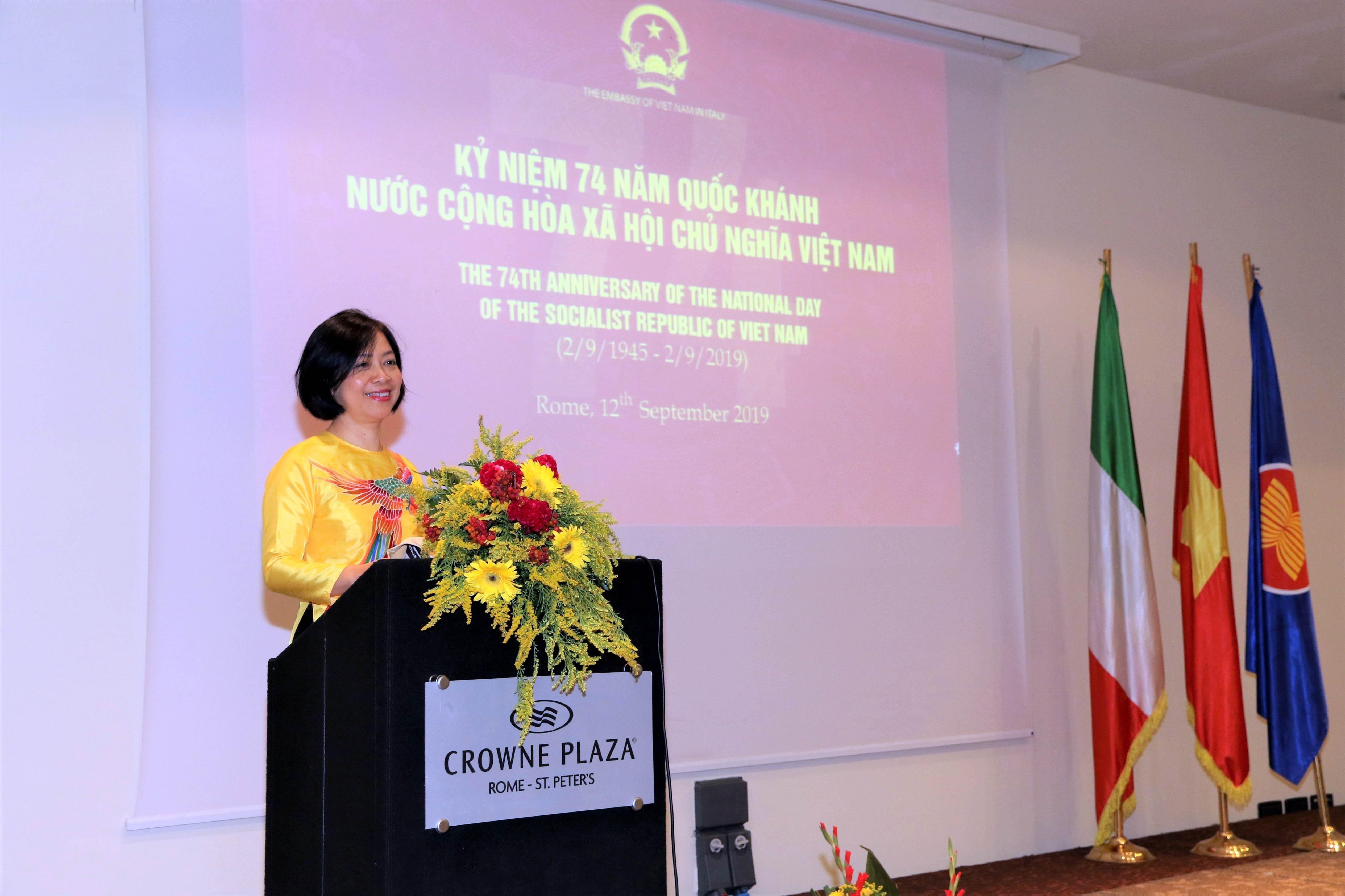 Việt Nam và Italy có thể hợp tác để thúc đẩy chủ nghĩa đa phương